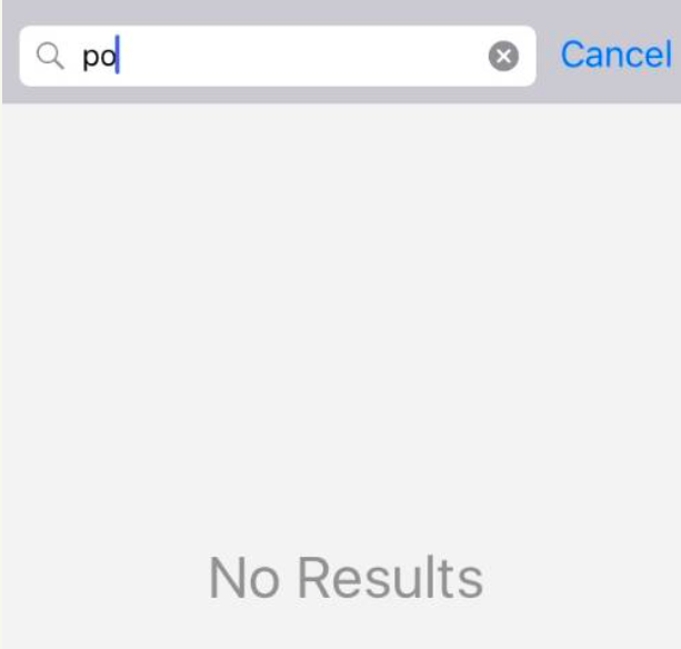iOS: Contact Search Not Working on iPhone or iPad? - macReports