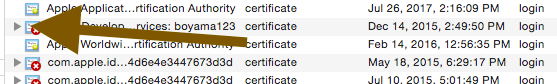expired SSL