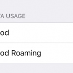 How to Manage & Limit Cellular Data Usage On Your iPhone (iOS 9)