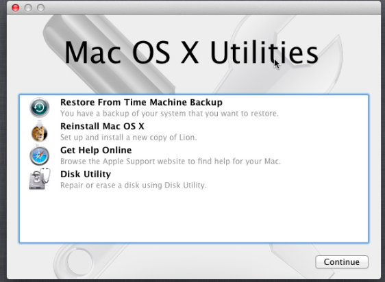 start up disk is full i mac pro