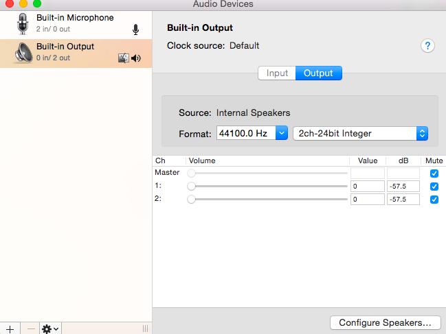 Mac: Can't Adjust The Sound Volume Level, Fix - macReports