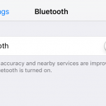 iOS: Can't Turn On Bluetooth? Fix