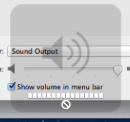 Mac: Can't Adjust The Sound Volume Level, Fix