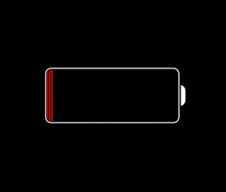 how to know your iphone is charging when its dead