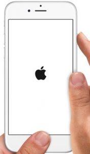 iPhone force restart