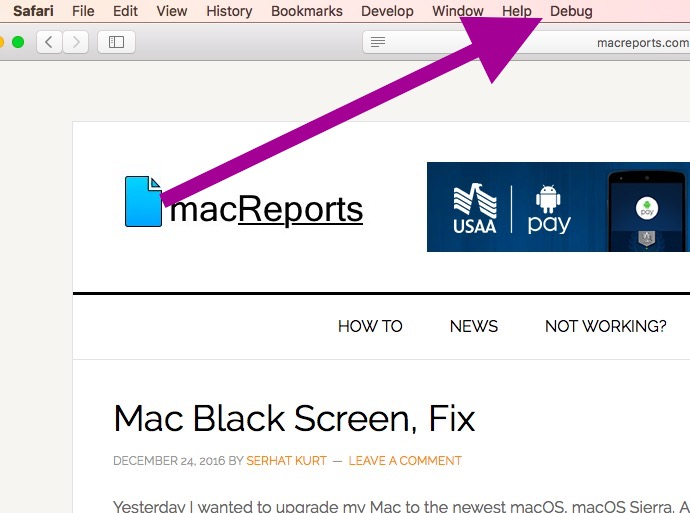 How To Disable Auto-Play Videos in Safari - macOS - macReports