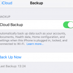 iCloud: Some Files Were Unavailable Error, Fix
