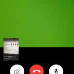 FaceTime Green Screen on iPad, iPhone or Mac; Fix