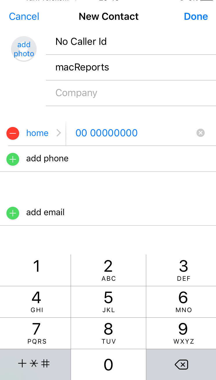 block caller id on iphone iphone how to block quot no caller id quot calls macreports 16725