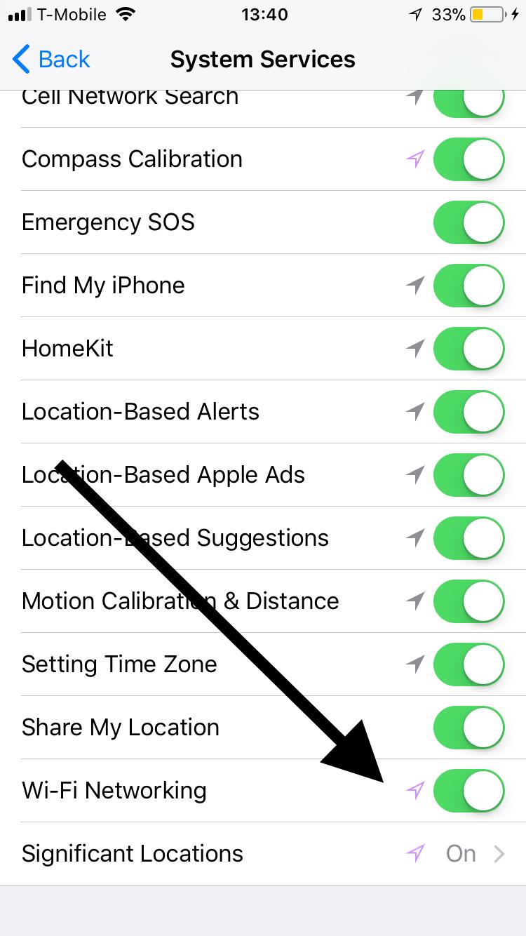Turn On My Wi Fi >> How To Fix Slower Wi Fi Problem On Ios 11 Macreports