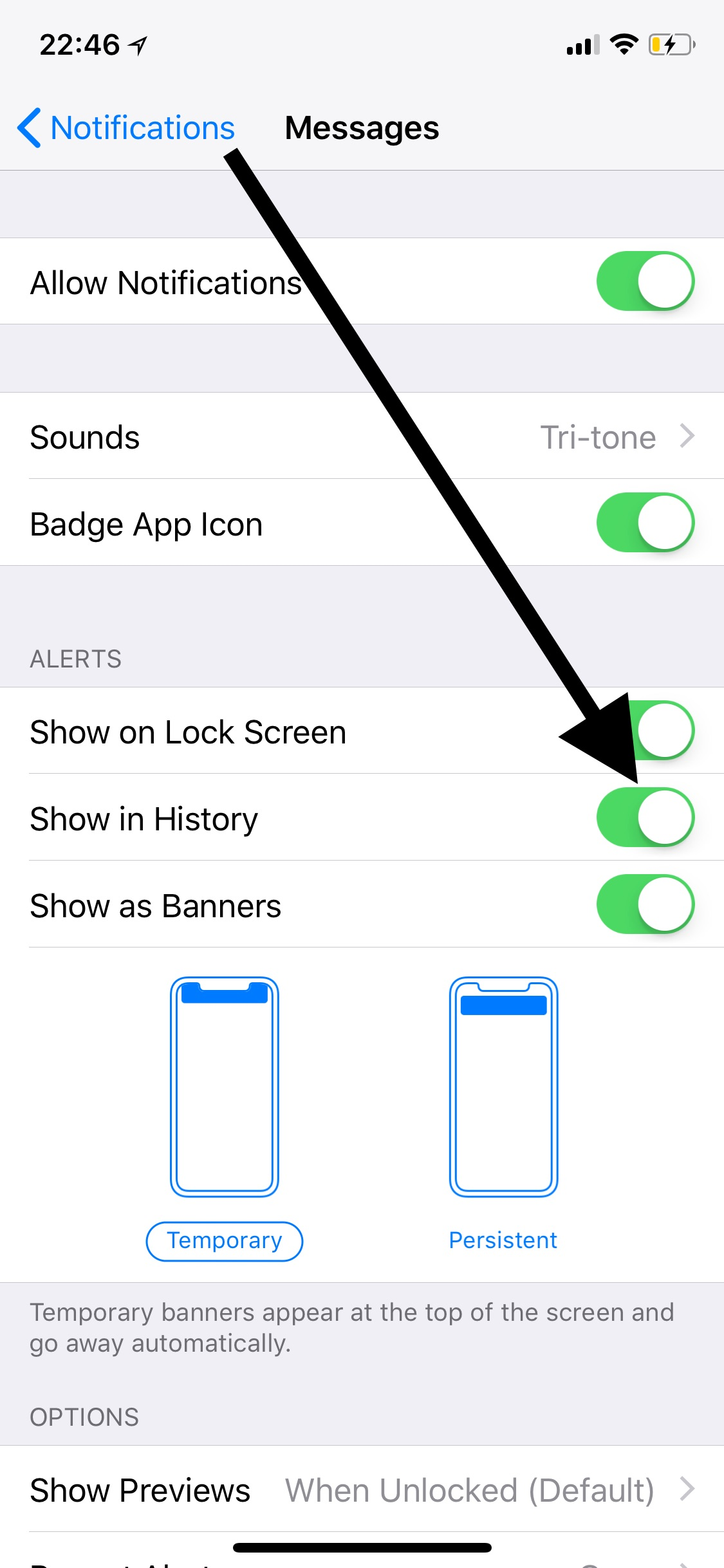 Notifications Disappearing From Lock Screen? Fix - macReports