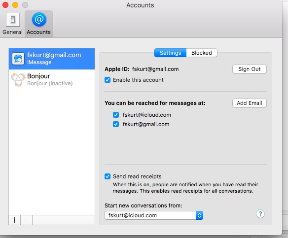 Cannot Send or Receive Messages on Your Mac? Fix - macReports