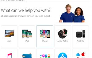 select Apple products