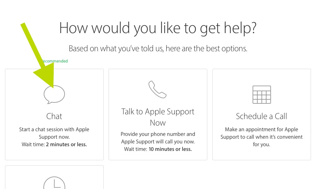 How to Contact Apple Online Live Chat Support Team - macReports
