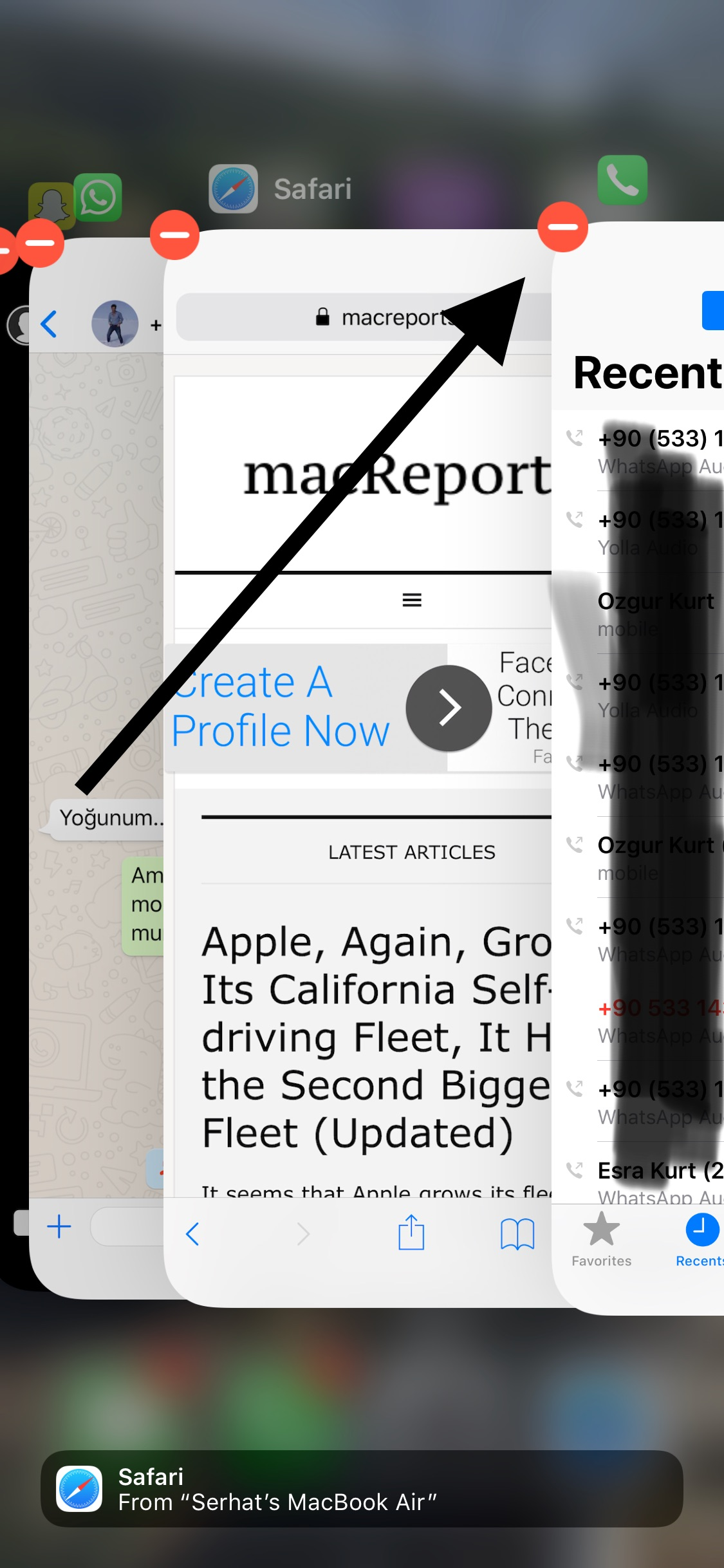 iPhone Not Showing Recent and Missed Calls - macReports