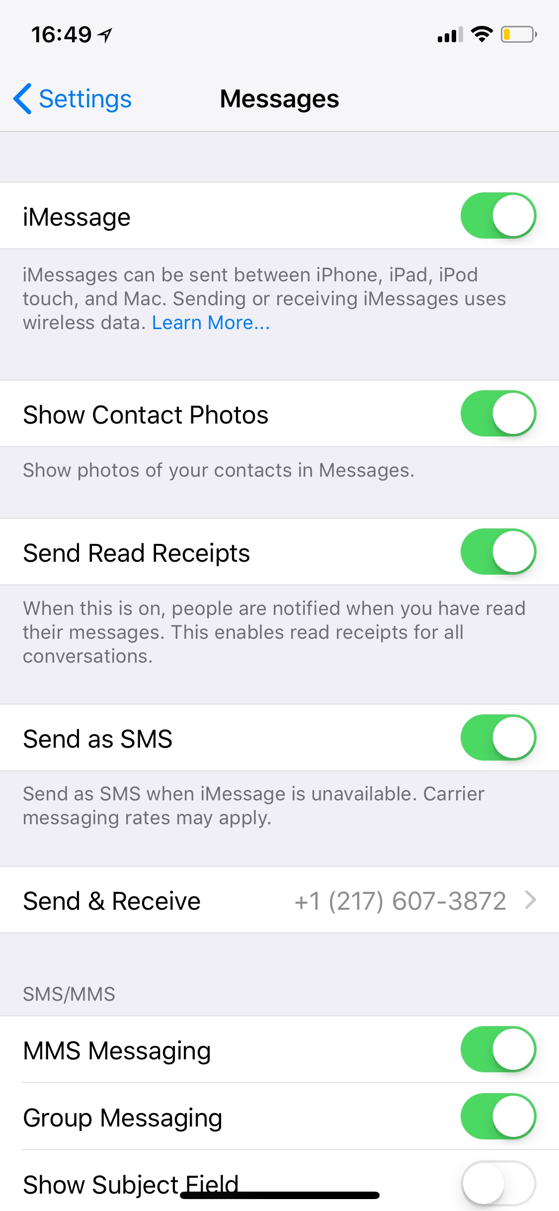 Text Messages Are Disappearing? Fix - macReports