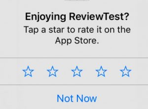 iOS App Store Review