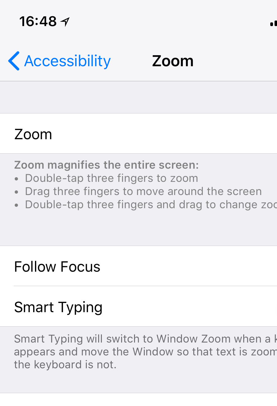 How To Turn Off Zoom Magnifier On Your Iphone Macreports
