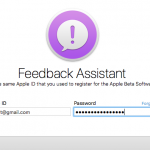 feedback assistant macOS