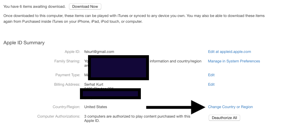 Please Contact iTunes Support to Complete This Transaction