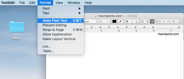 How To Create A Text (TXT) File On A Mac - macReports