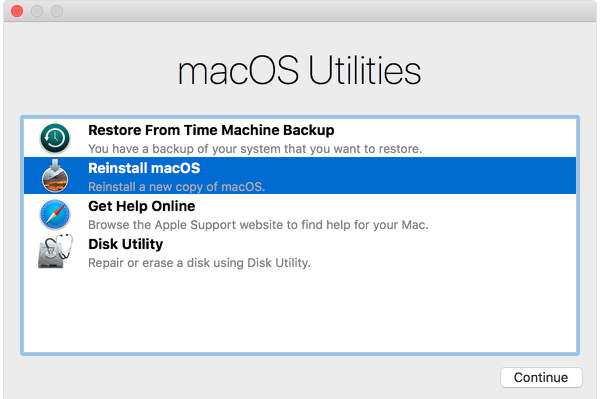 The macOS Installation Couldn't Be Completed Error Fix
