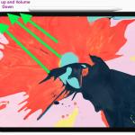 iPad Pro restart