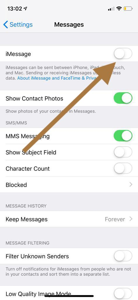 Messages Read Receipts Not Working, Fix - macReports