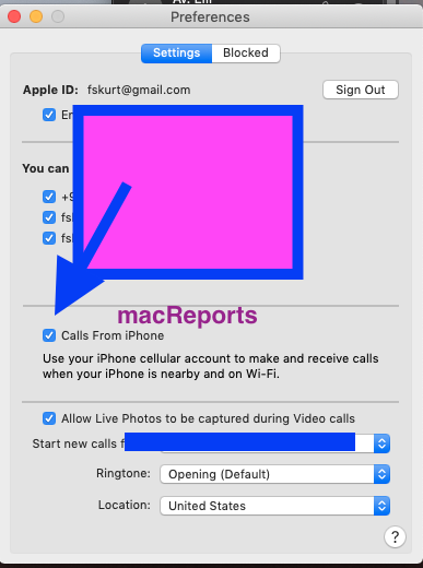 How To Stop Your Mac From Ringing When You Get Phone Calls
