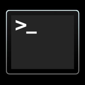 Terminal app icon