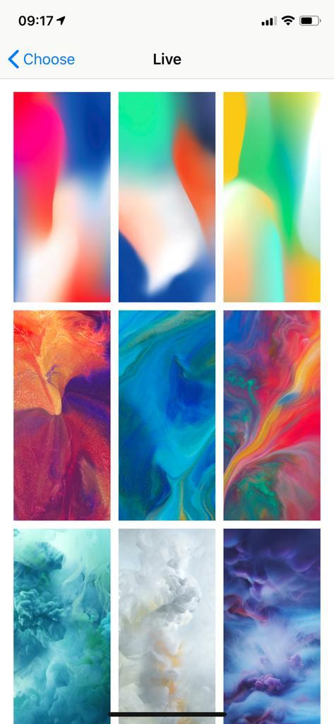 Live Wallpapers On Iphone Xr And Iphone Se Macreports