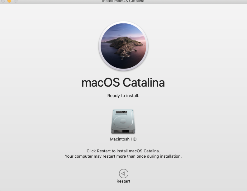 How to upgrade to macOS Catalina & Fix Catalina Problems