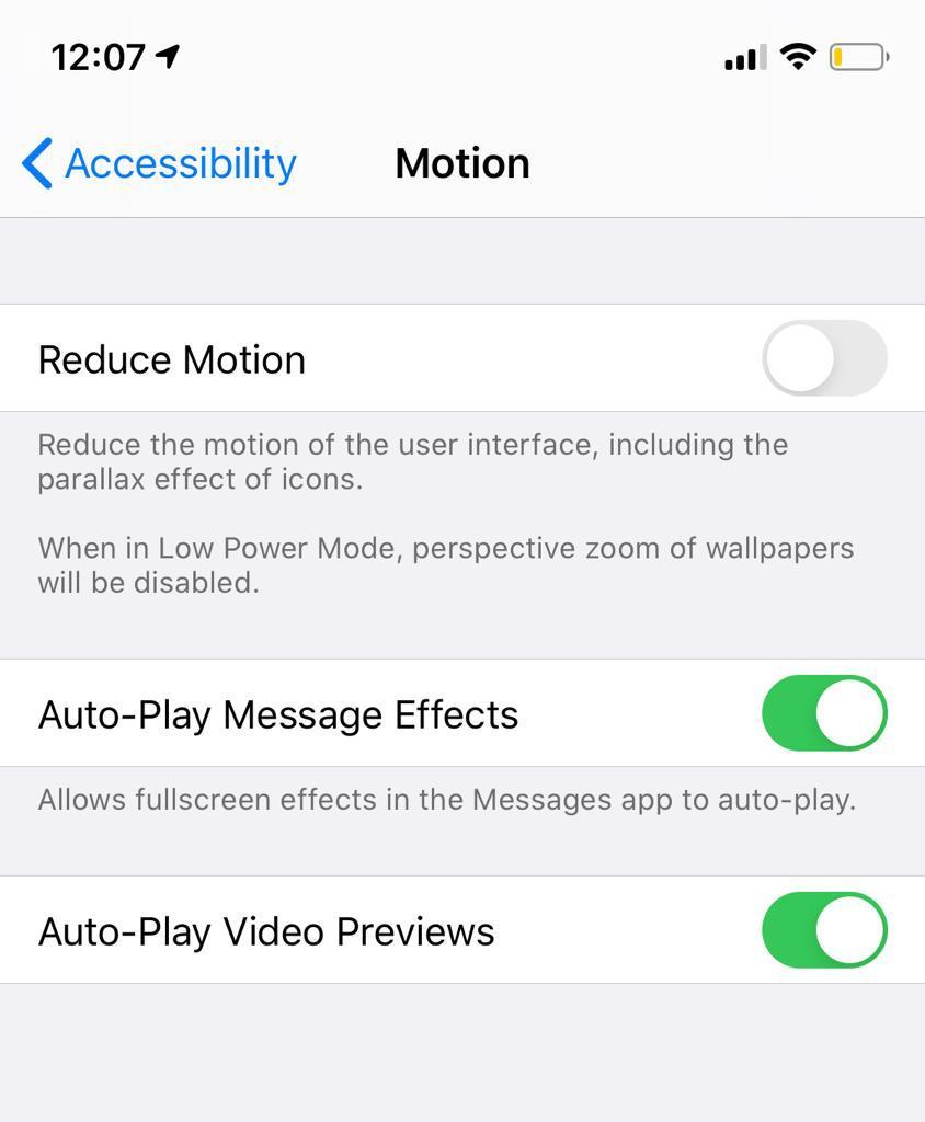 iMessage Effects Not Working (iOS), Fix - macReports