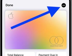 Apple Card more