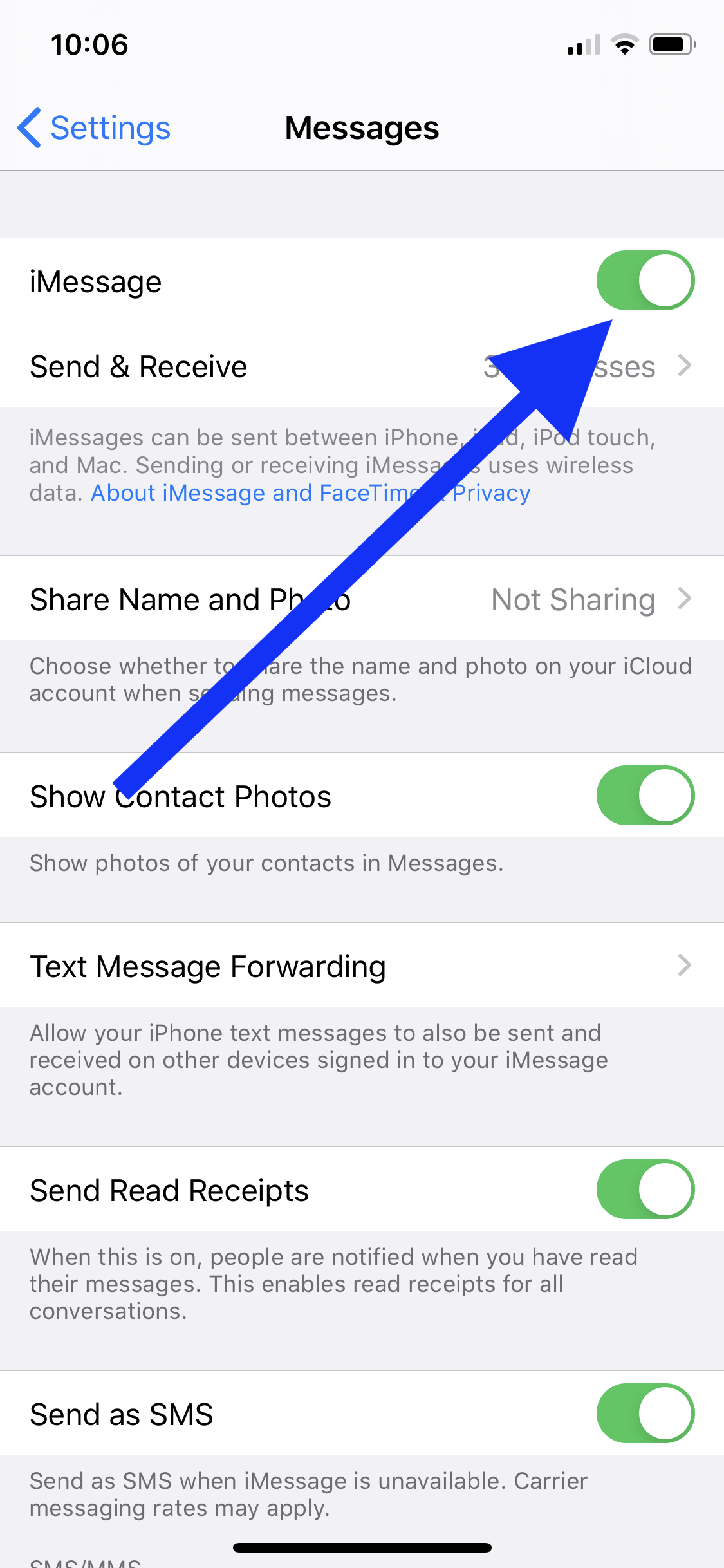 Imessage Frequently Asked Questions Macreports
