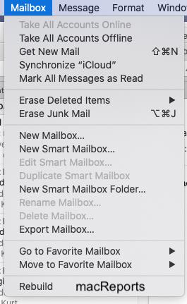 Mail Rebuild