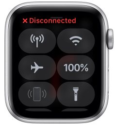 Apple Watch connection