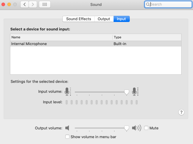 Microphone Not Working In Macos Fix Macreports