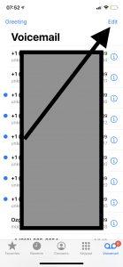 Voicemails edit