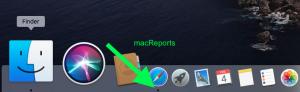 Running apps on Mac