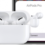 AirPods connect