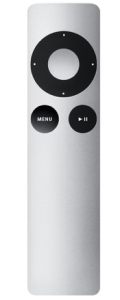 Apple Remote (aluminum)