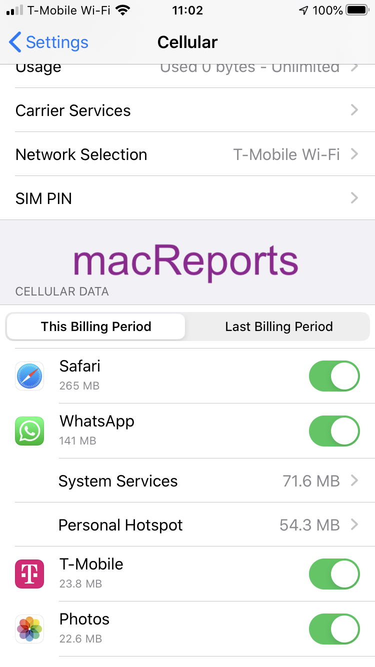 Cellular Data For Apps Keeps Turning Off On Iphone Fix Macreports