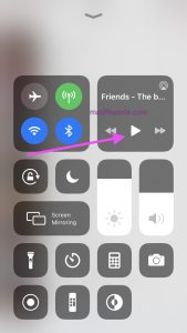 Control Center YouTube