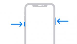 iPhone 11 restart