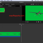 Green Screen iMovie