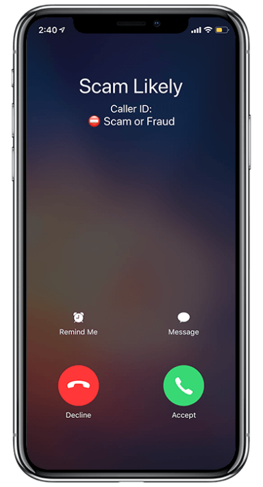 iPhone Says: Spam Risk, Fraud, Scam Likely: What Do They Mean? - macReports