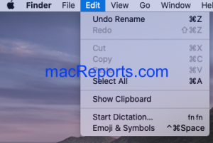 Mac Clipboard