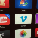 YouTube app on Apple TV