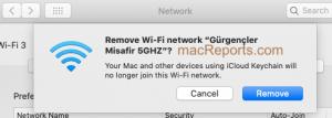 Remove Wi-Fi